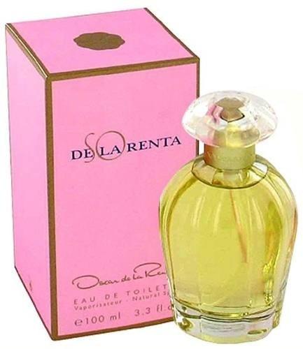 Perfume So De La Renta Oscar De La Renta Edt 100ml - Novo