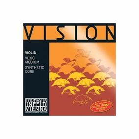Encordoamento Violino Thomastik Vision - Frete Grátis