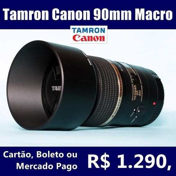Tamron Sp 90mm Macro = Canon 100mm Macro