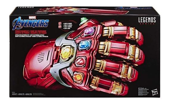 Guantalete Infinito Electronico De Iron Man Avengers Endgame