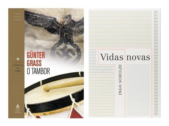 Literatura Alemã Tambor & Vidas Novas Günter Grass I Schulze