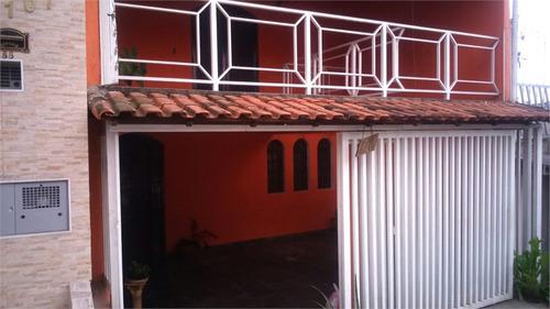 Imagem 1 de 17 de Sobrado De Três Dormitórios Em Carapicuíba - Reo365867