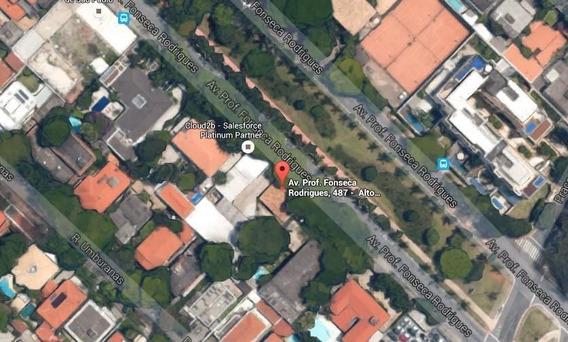 Terreno À Venda, , Alto De Pinheiros - São Paulo/sp - 161