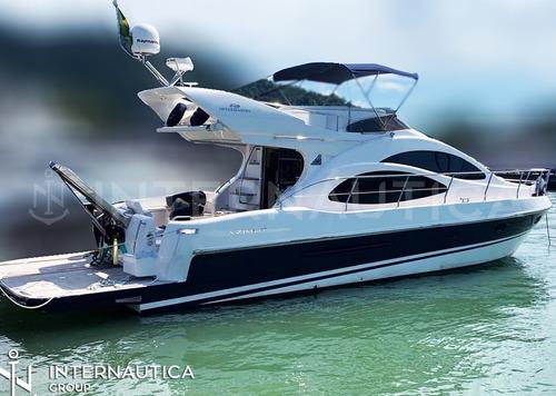Imagem 1 de 11 de 460 Full 2004 Intermarine Azimut Ferretti Real Cimitarra