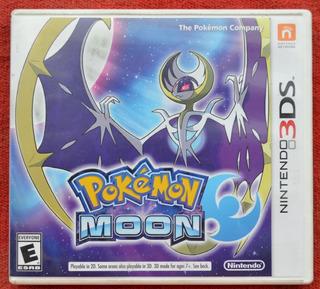 Nuevo Y Sellado! Pokemon Moon Nintendo 3ds Pokemon Luna
