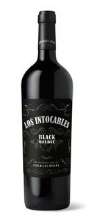 Vino Los Intocables Black Malbec Tinto 750ml 01almacen