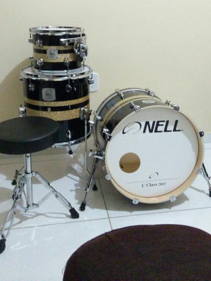 Bateria Nell Sparkle C Class Jazz