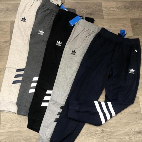 Pantalon Sudadera Jogger adidas Original 3 Bandas