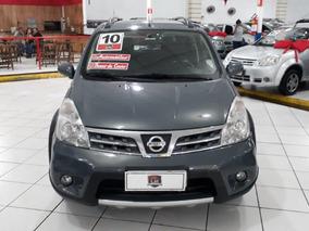 Nissan Livina X-gear 1.8 Sl Flex Aut. 2010