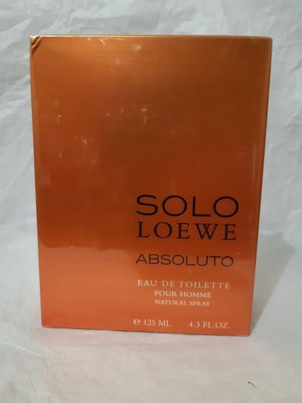 Perfume Solo Loewe Absoluto