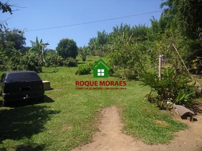 Área Em Juquitiba Com 3 Alqueires, Nascentes, Lagos. Ref0037