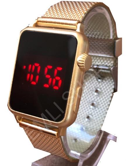 Relógio Feminino Digital Touch Super Barato Lindo S2 + Caixa