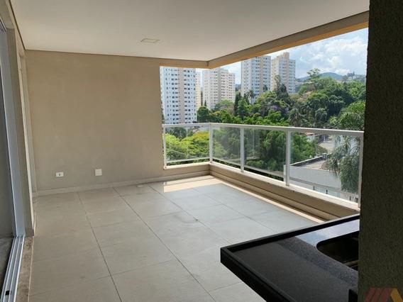 Amplo Apartamento Com Varanda Gormet - Al1172
