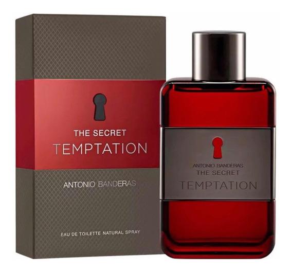 Antônio The Secret Temptation Men 200ml Promoção