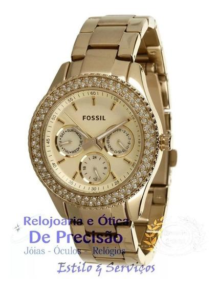 Relógio Fossil Stella Multi-função Fes3101/z (7891530219429)