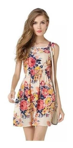 Vestido Corto Para Playa Vestido Casual Fresco Vestidos Moda