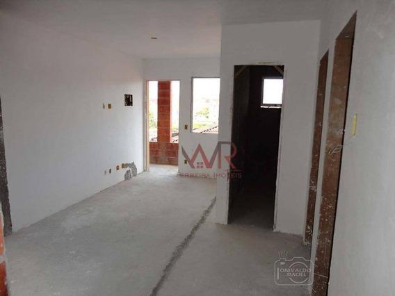 Apartamento Com 2 Dormitórios À Venda, 43 M² Por R$ 210.000 - Artur Alvim - São Paulo/sp - Ap0600