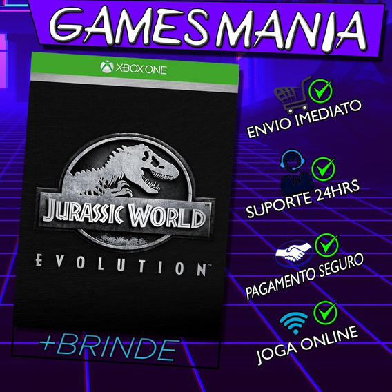Jurassic World Xbox One+ 2 Brindes