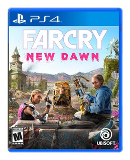 Farcry New Dawn Ps4 / Far Cry New Dawn Ps4 Nuevo Y Sellado