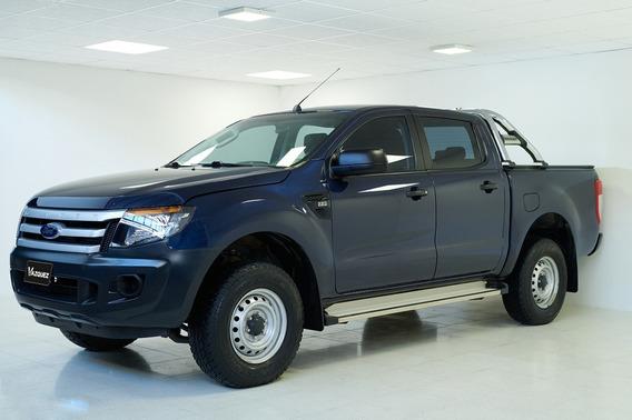 Ford Ranger 2.2 Tdi Dc 4x2 Xl 2015