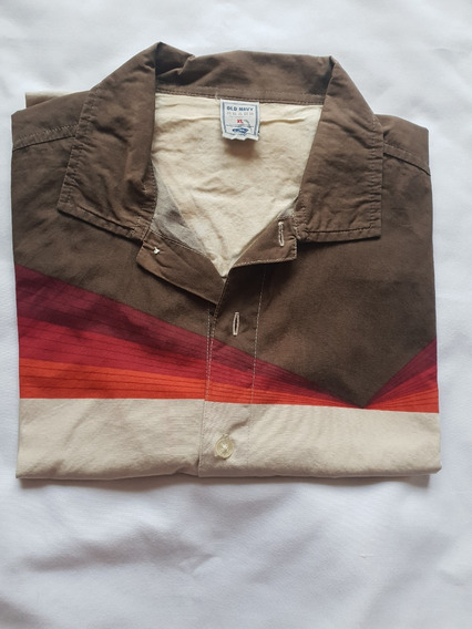Camisa Old Navy Niño Xl - Hombre S Chica Manga Corta