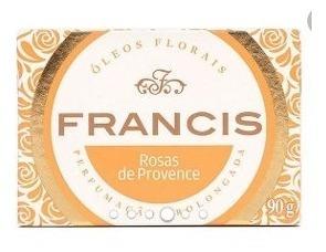 Sabonete Em Barra Francis 90g Clássico Lavanda Barato
