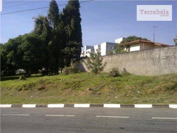 Terreno Para Alugar, 621 M² Por R$ 2.000/mês - Santa Claudina - Vinhedo/sp - Te0127