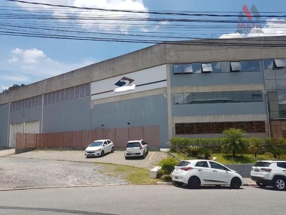 Galpão De Alto Padrão Em Condomínio Fechado - Ga0403