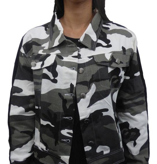 Chaqueta De Camuflaje Militar De Dama Kala Outfits