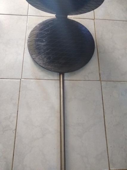 Plancha De Marquesitas De Acero,maneral Inoxidable,y Receta