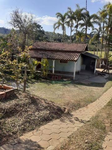 Imagem 1 de 4 de Chácara Com 2 Dormitórios À Venda, 1000 M² Por R$ 180.000,00 - Cachoeira Grande - Lagoinha/sp - Ch0343