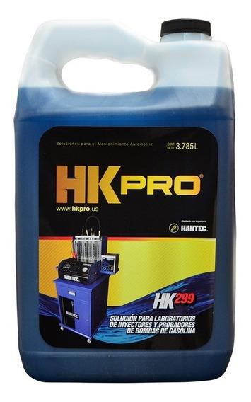 Liquido Para Prueba De Inyectores 3.785 Litros Hantec