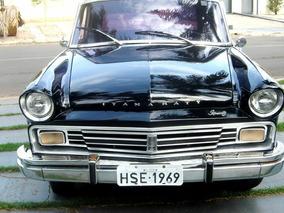 Willys Itamaraty 1969 Original A Mais Linda Do Brasil