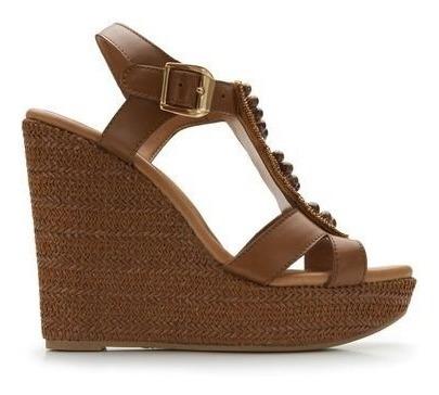 Zapato Flexi Dama Nuez 20005