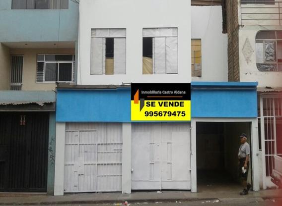 Vendo Casa En Zarate Con Locales Comerciales