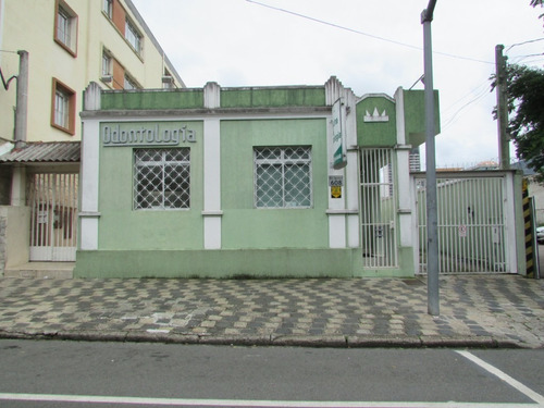 Casa Comercial Para Alugar - 00260.025