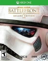 Imagen 1 de 1 de Star Wars Battlefront Deluxe Edition Fisico Nuevo Xbox One