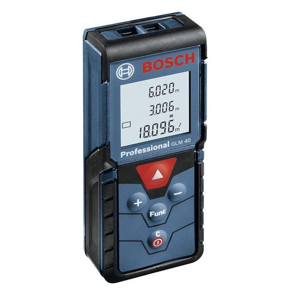 Medidor De Distância A Laser 40 Metros Glm40 Bosch