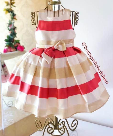 Vestido Festa Petit Cherie