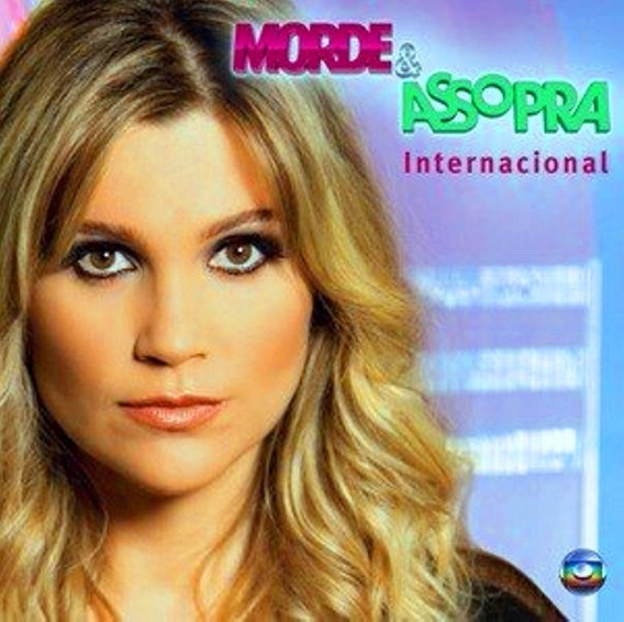 Cd Morde & Assopra Internacional Lacrado Novela Pop Rock
