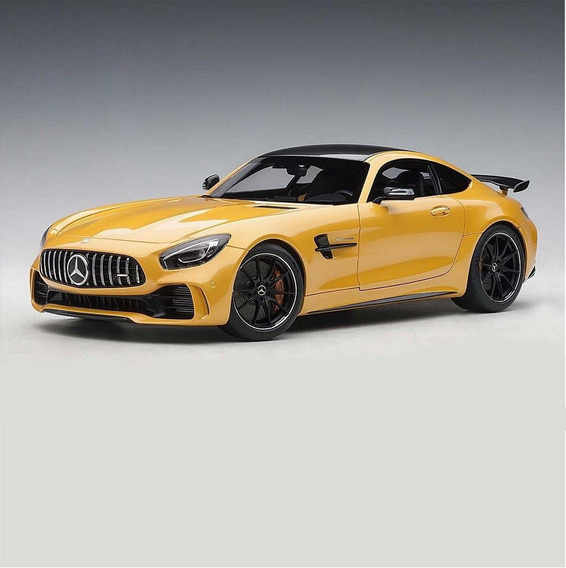 Miniatura Mercedes-amg Gt 1/18 Autoart