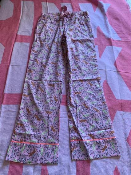 Hermoso Pantalón De Pijama Victorias Secret Nuevo
