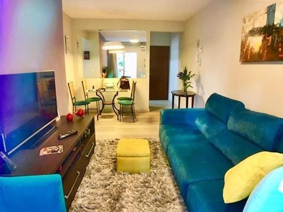 Apartamento No América Com 3 Quartos Para Venda, 69 M² - 11184