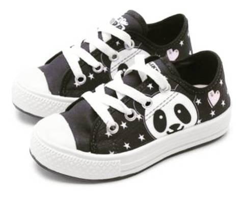 Tênis Al Star Panda Calçados