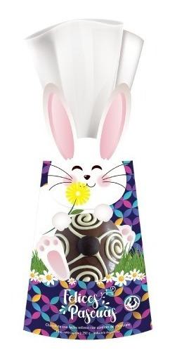 Quiero Donar Huevo De Pascua Artesanal 250grs