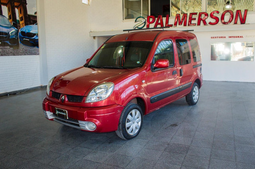 Renault Kangoo 1.6 2 Ath Plus Da Aa Cd Pk Lc 2009