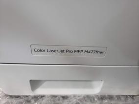 Impressora Hp Laserjet M477fnw Wireless C/ Defeito