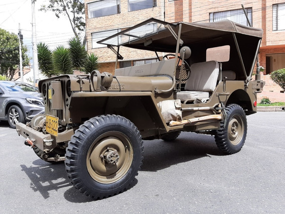 Jeep 1952 1995