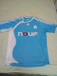 Camisa Olympique De Marseille 2008 2009 # De Colecionador