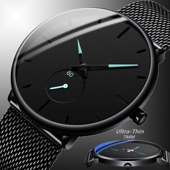 Relógio Feminino Barato Ultra-thin Fashion